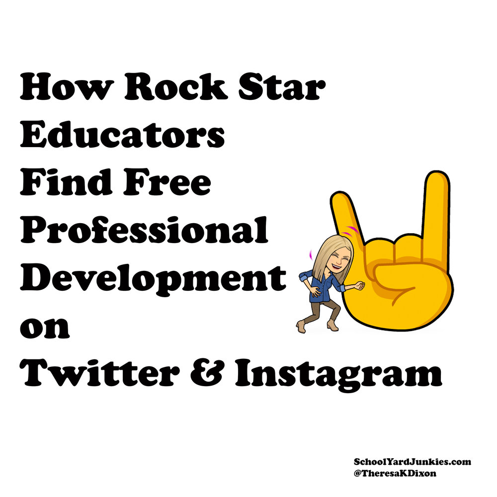 How to Find Free Professional Development for Rock Star Educators.jpg