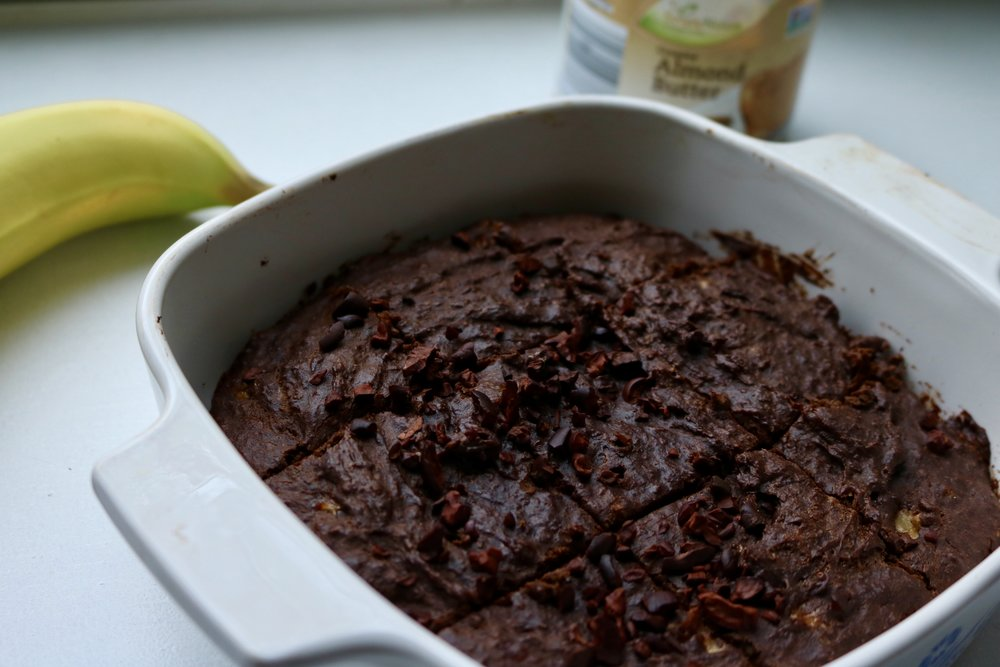 Gooey Chocolate Brownies: Gluten-Free & Paleo
