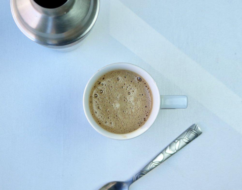 Skinny Hot Chocolate