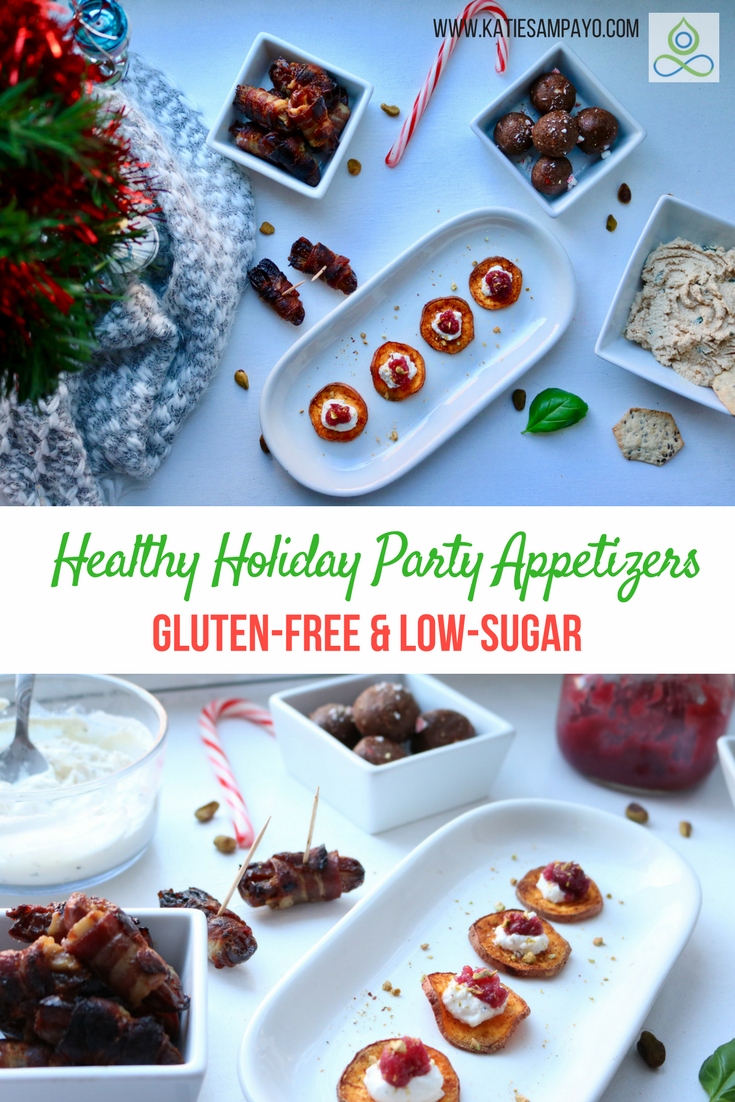 Healthy Holiday Party Appetizers Gluten Free