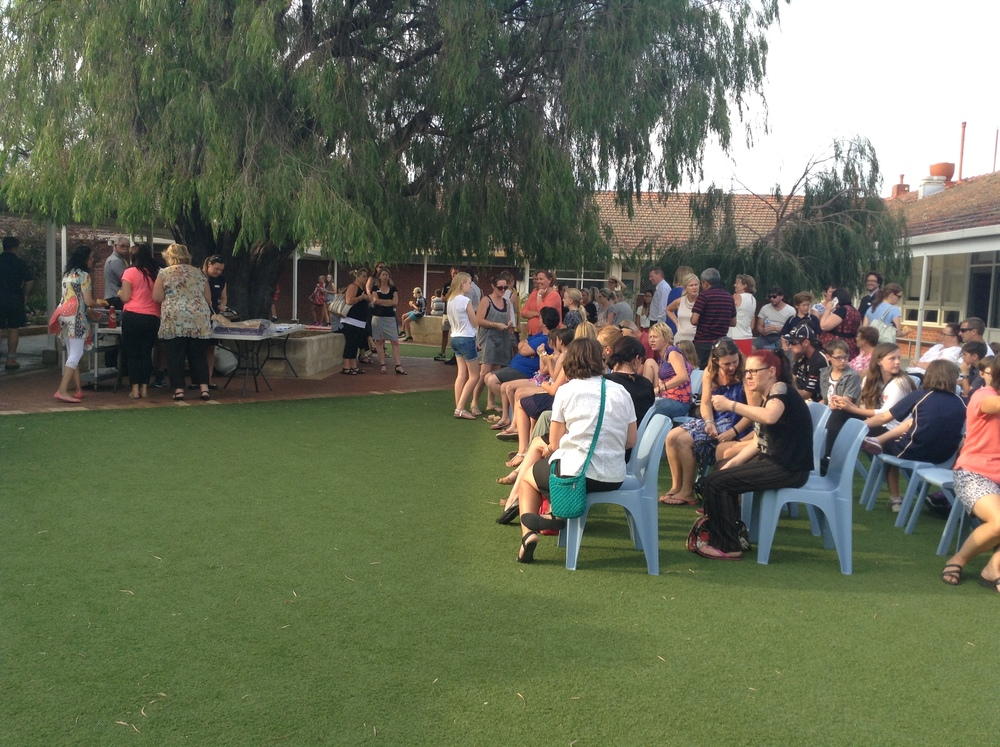 BSHS Year 7 Parent Night 2