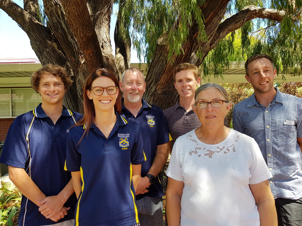 BSHS MATHEMATICS STAFF TEAM
