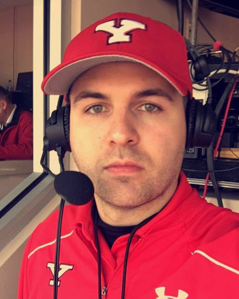 Serving as Color Commentator on 570 WKBN/iHeartRadio for Youngstown State at Eastern Washington in the FCS Football National Semifinals on December 17, 2016.