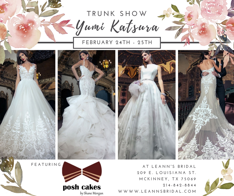Yumi Katsura Trunk Show