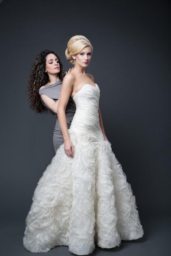Sareh Nouri Trunk Show - LeAnn's Bridal