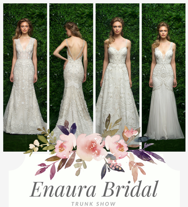 Enaura Bridal Trunk Show