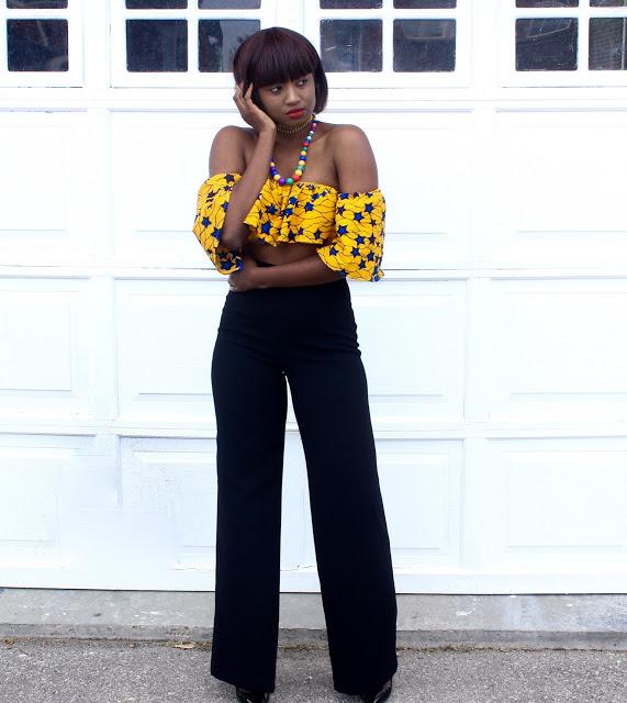 Amaka Rinze- Canada IG: @stylebykaka blog: www.amakaarinze.com