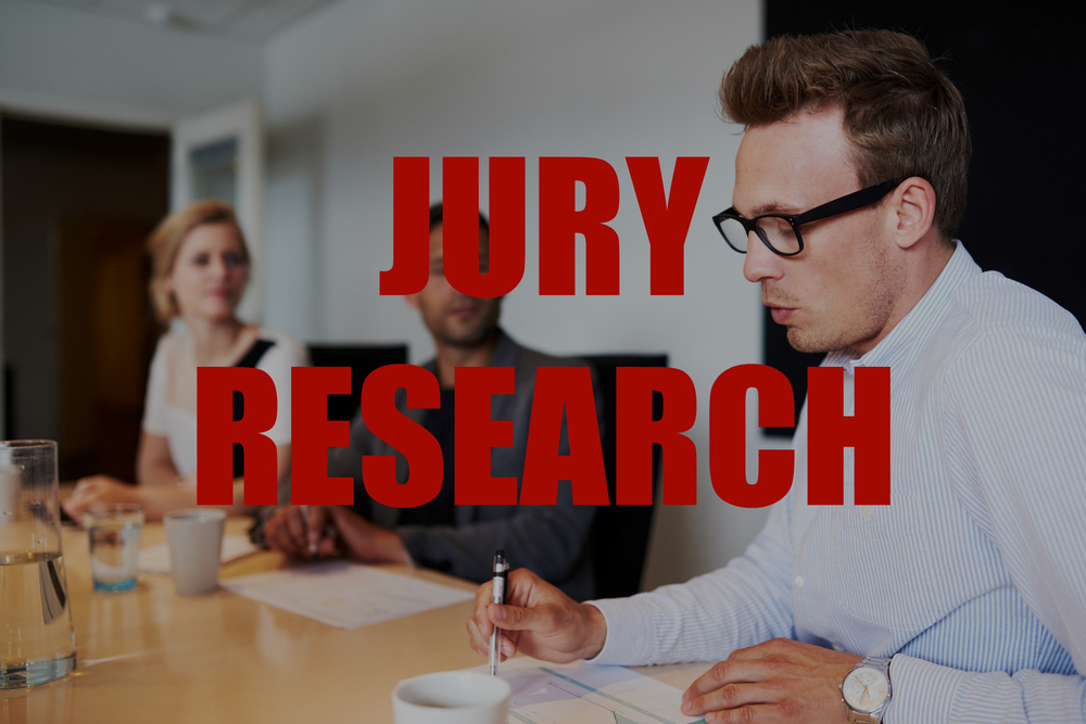 WINNING WORKS JURY RESEARCH