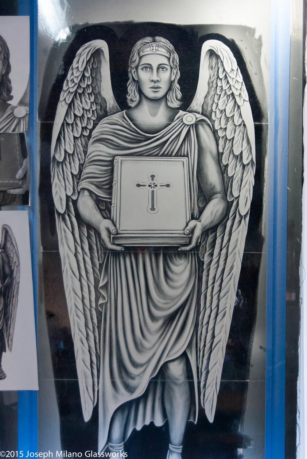 Eucharist Angel