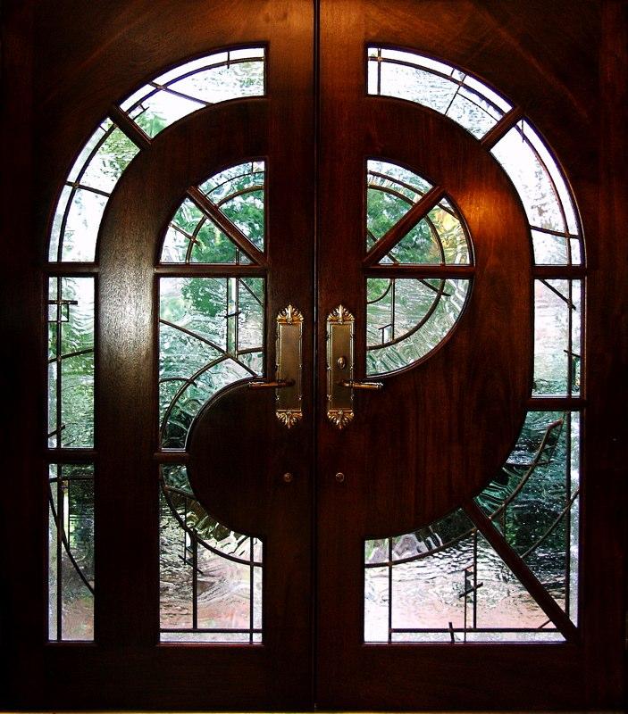 Custom Door #1, Interior