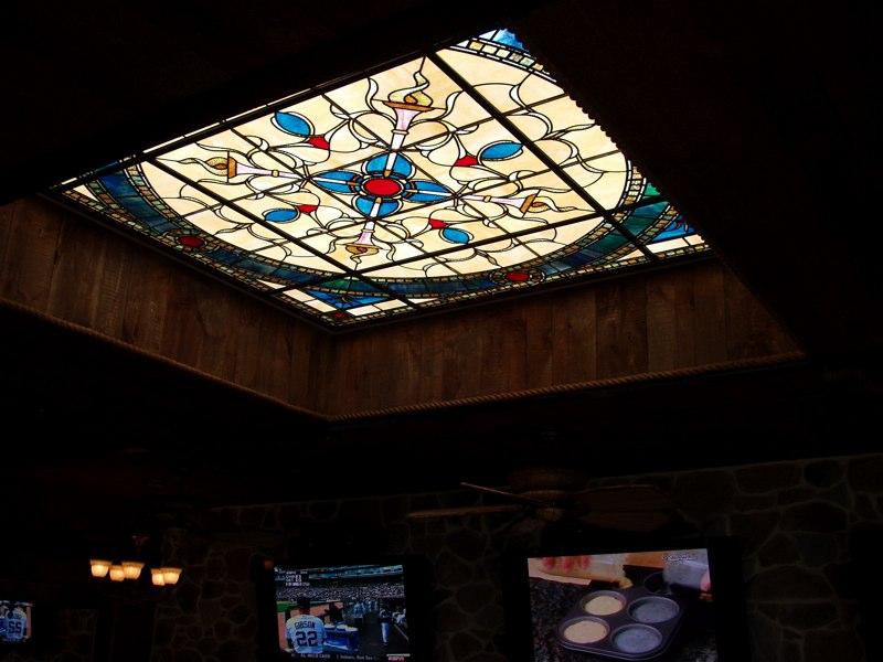 DaVinci's Pub Skylight