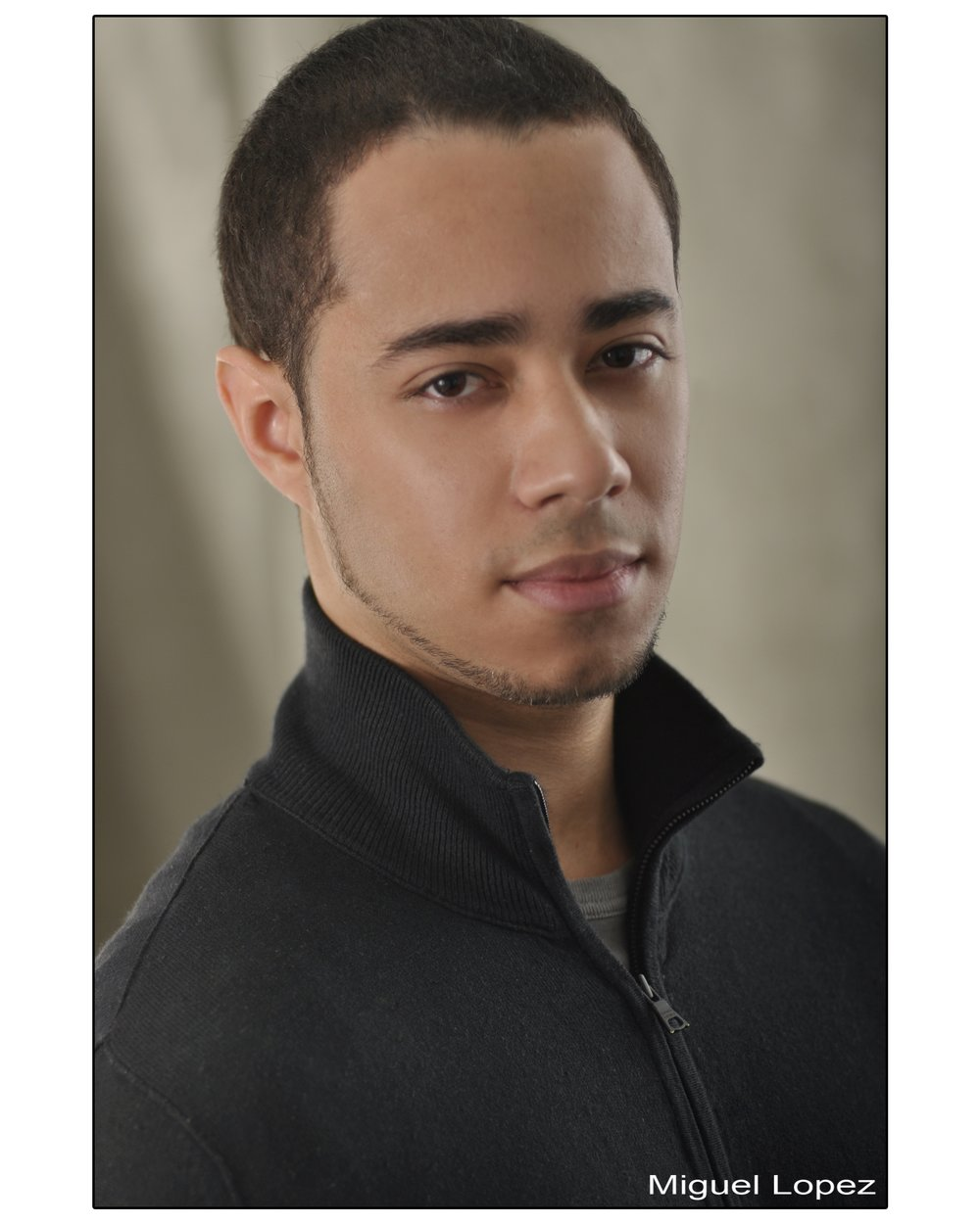 Miguel Lopez as  Daniel