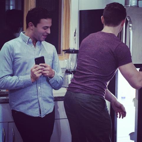 Season 3 is full of @jhseidman 's #thirst. • • • #gay #webseries #lgbt #gaywebseries #indieseries #indie #gaynyc #gaymen