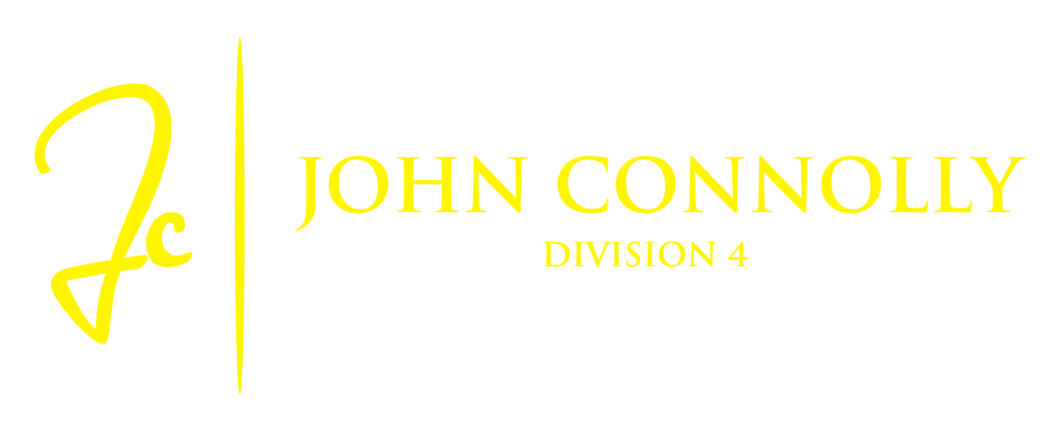 John Connolly for Division 4