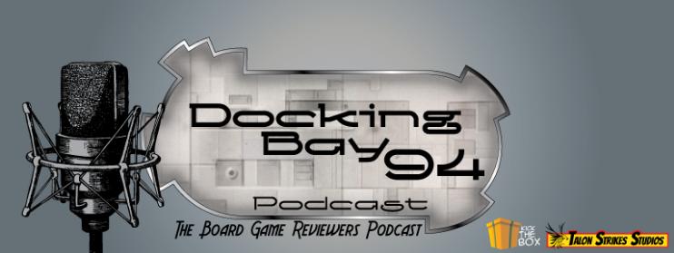 DB94 Podcast Logo