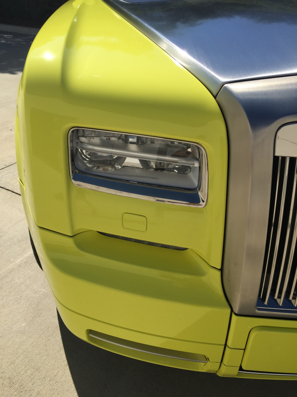 Highlighter-rolls-royce