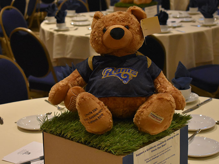 Special Edition 10th Anniversary Uncle Dan Bear