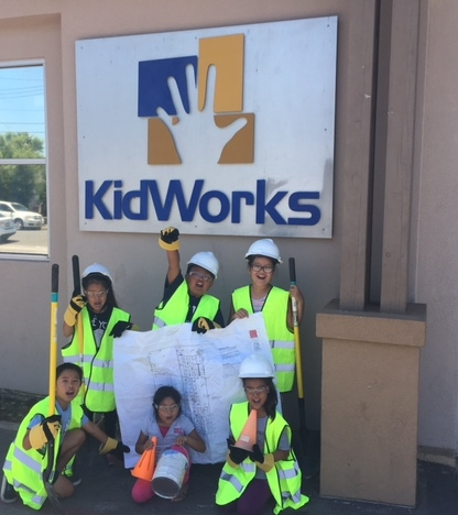 KidWorks Grand Re-Opening and Dedication