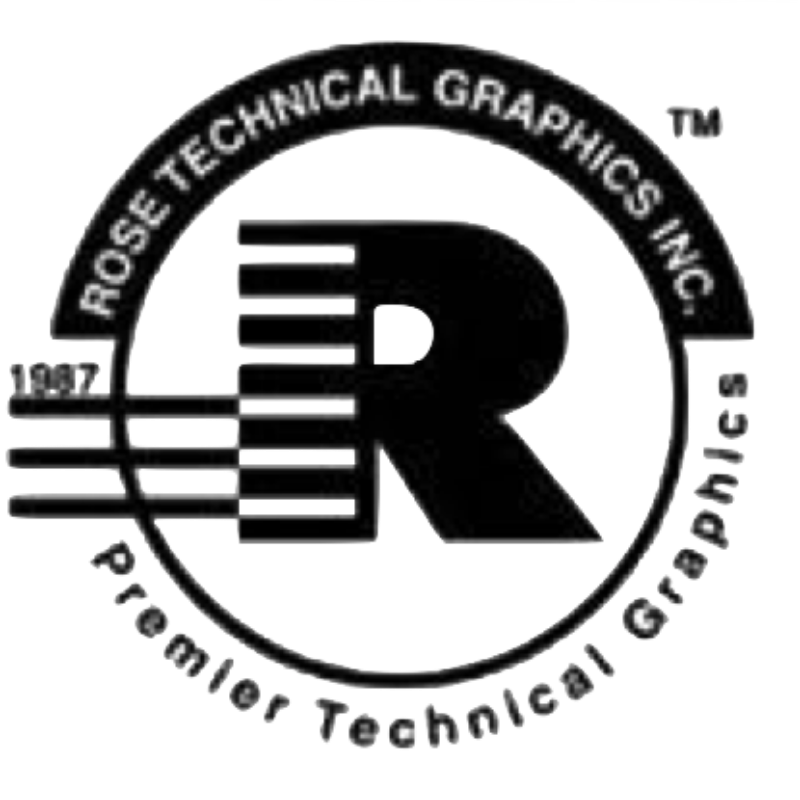 Rose Technical Graphics