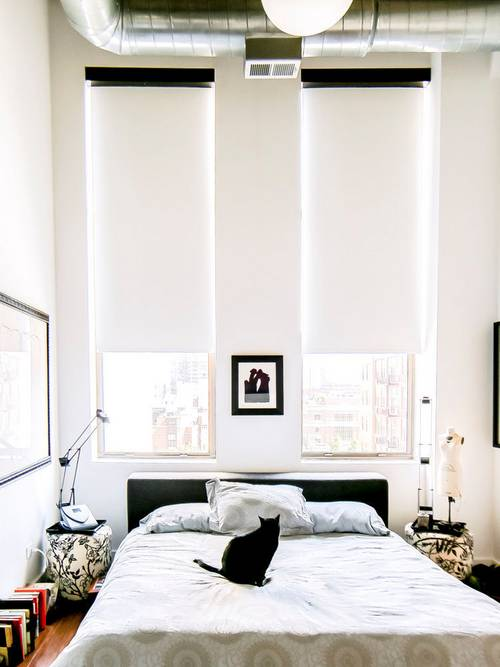 Maria Pinto's Chicago Bedroom for Domino