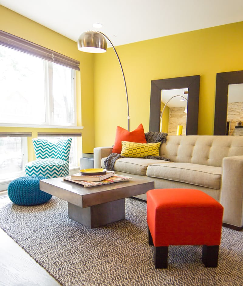 House Tour Greatest Hits: Amy & Todd's Mod Home