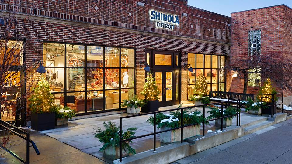 Domino: A Design Lover's Guide to Detroit