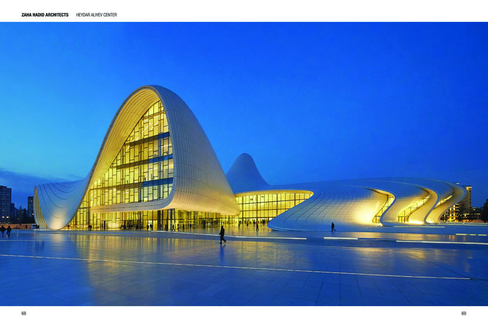 Celebrate the Late Zaha Hadid With a New Book That Highlights Her Unforgettable Work