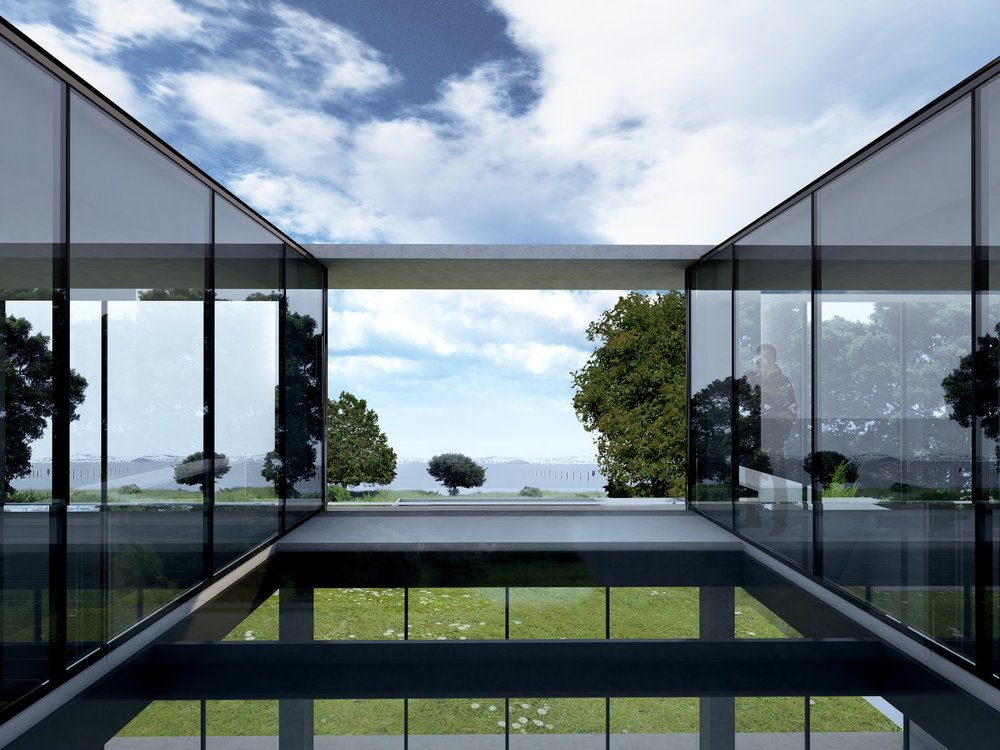 Striking Beachfront Estates Designed by 2 All-Star Architects