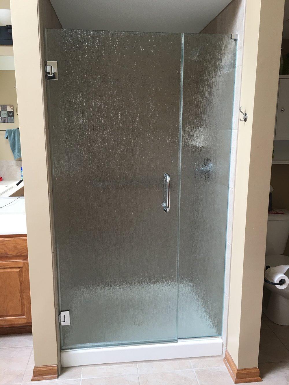 Shower doors 2020 glass llc rain glass door panel eventelaan Choice Image