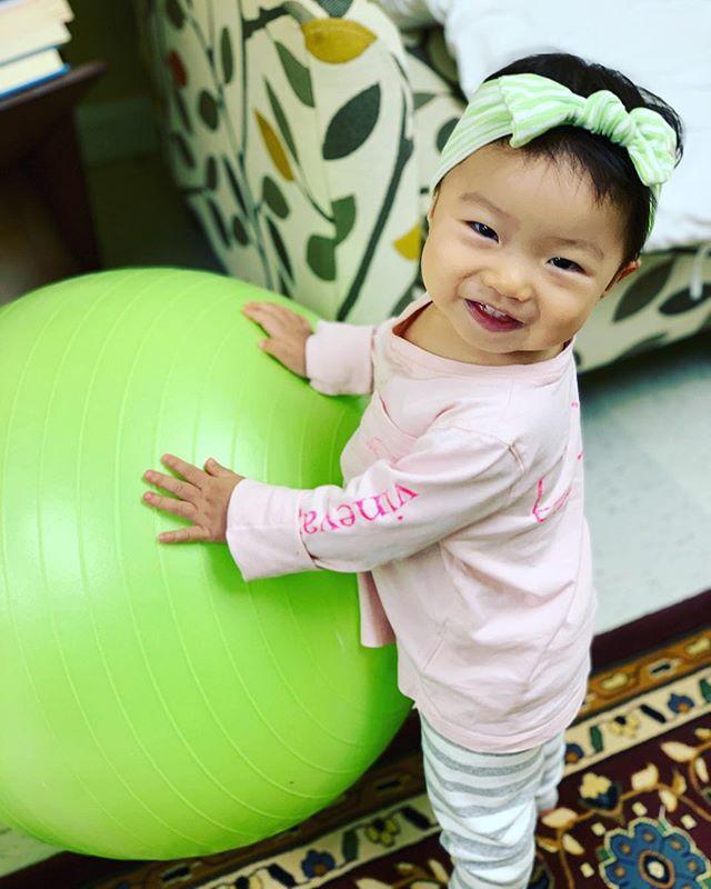 my laia baby 🎀 #SiennaYoo #16monthsold #baby #springlook #accentyourlittleone