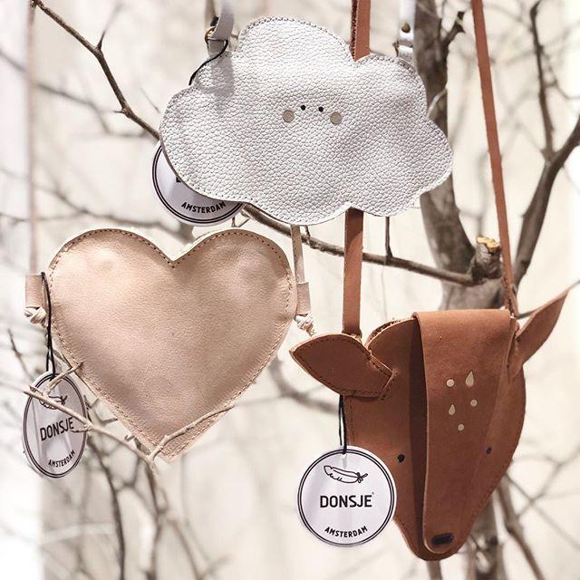 The prettiest little purses from @donsjeamsterdam ☁️🦌 #watermelontreekids #childrensboutique #babyshop #babystore #fortlangley
