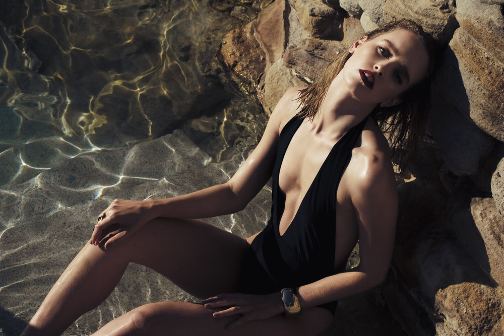 With a magnetic Ability to captivate onlookers, La Koi designs show-stopping swimsuits meant to inspire uninhibited style and poise -