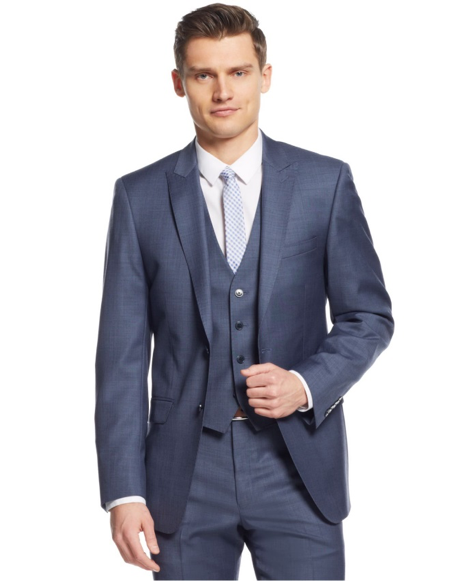 Basic Guide to Suits — The War of Man