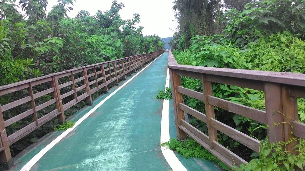 Hualien Forest Bikeway