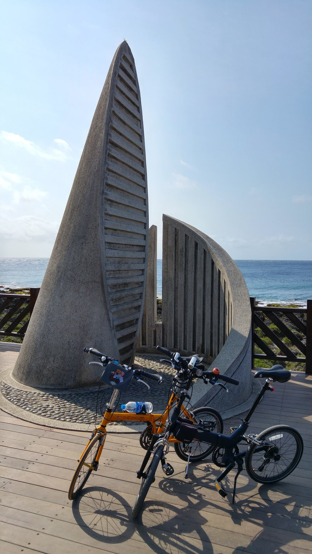 the southern most point of Taiwan is located inside Hengchun Peninsula