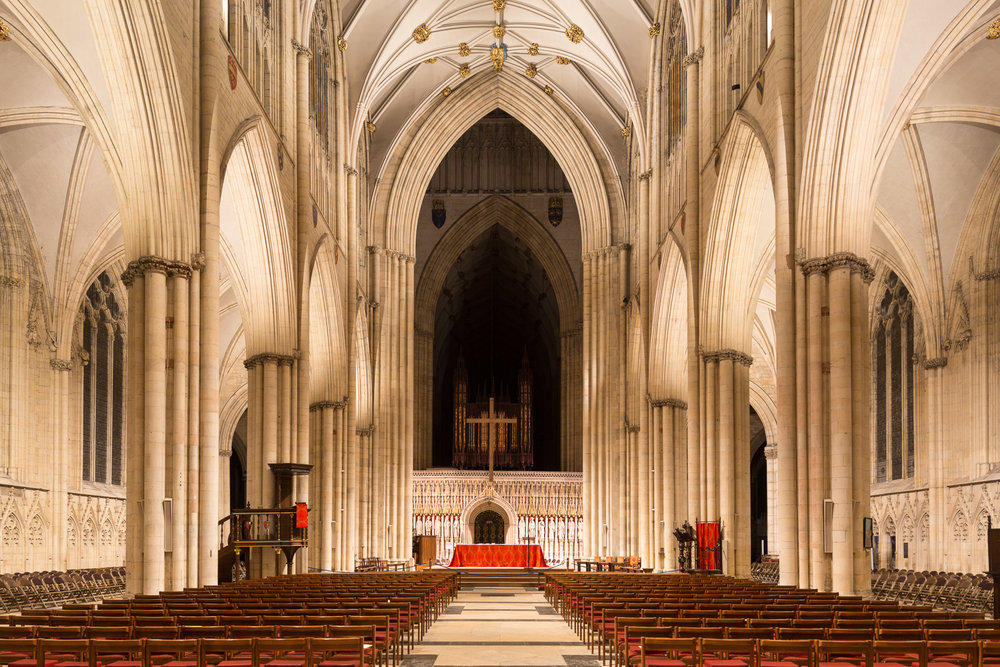 York Minster Lighting Design Sutton Vane Associates