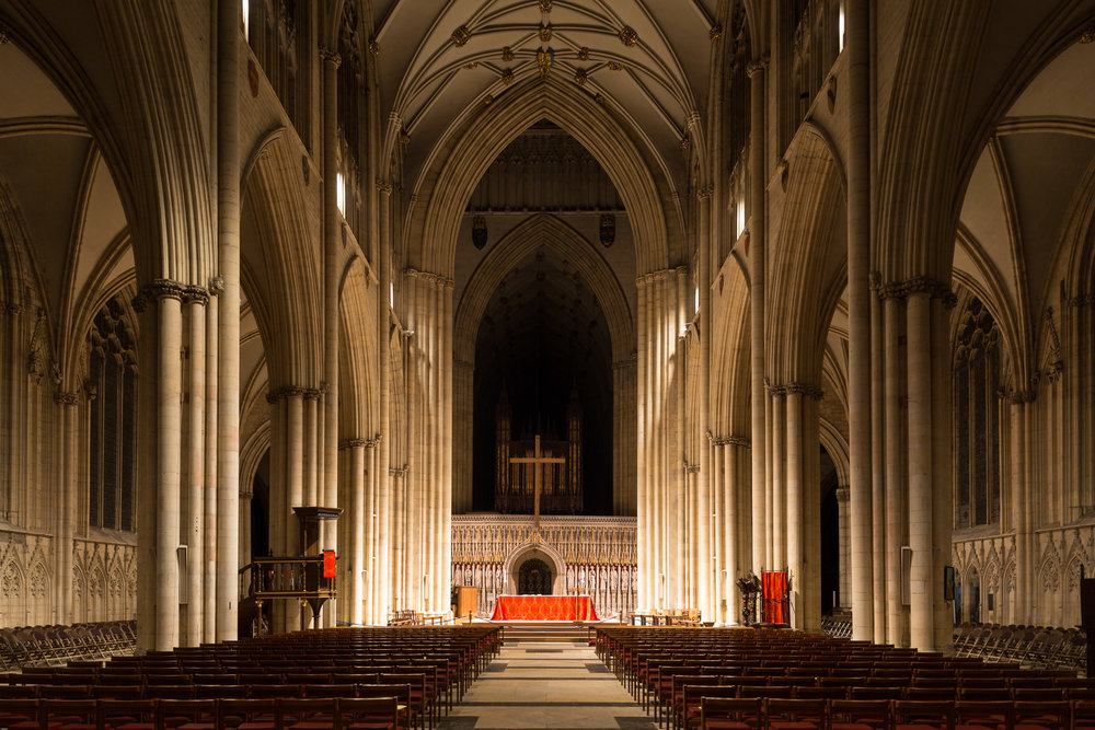 York Minster Lighting Design Sutton Vane Associates (1)