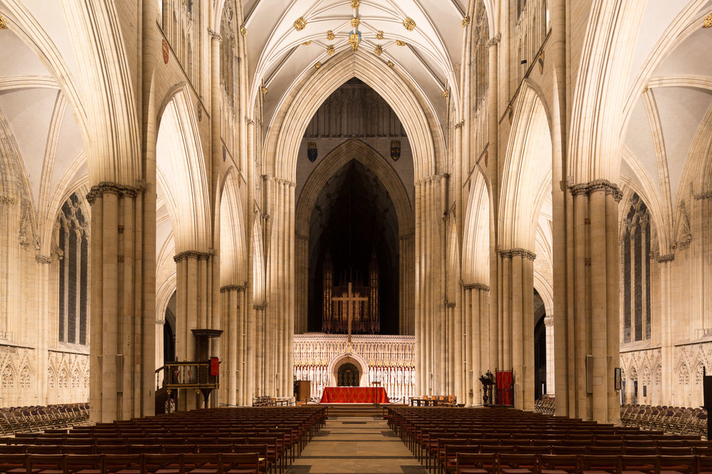 York Minster Lighting Design Sutton Vane Associates (2)