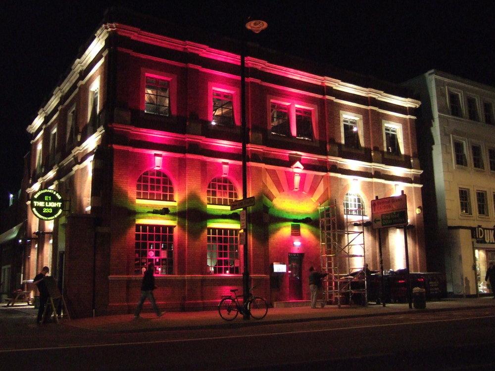 Light Bar, London