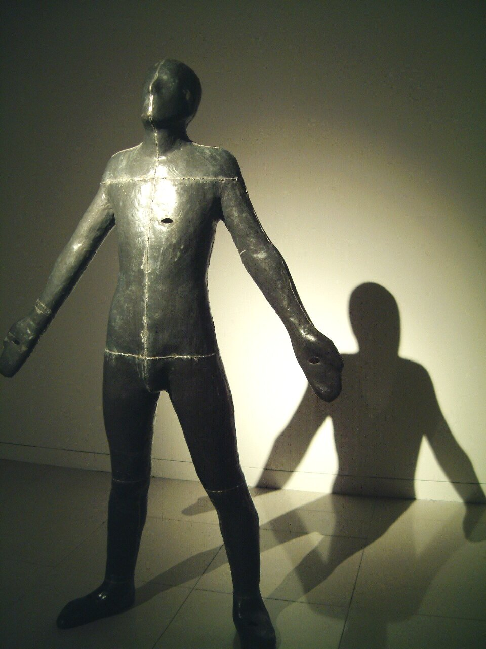 Tate Sculpture, Millennium Galleries, Sheffield