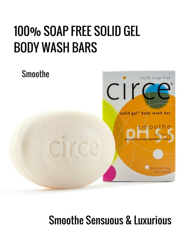 Circe Smoothe Soap Free bars