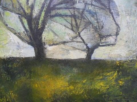 Orchard Duet (September storm)