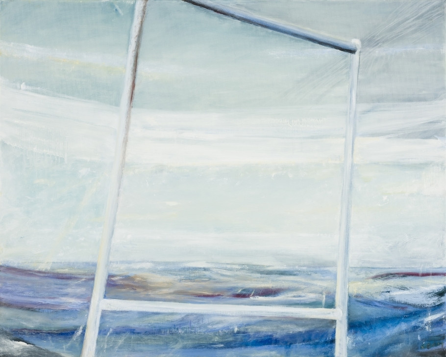 Crossings (Crew Bay) oil,86cm 100cm €4300  Veronica Bolay.jpg
