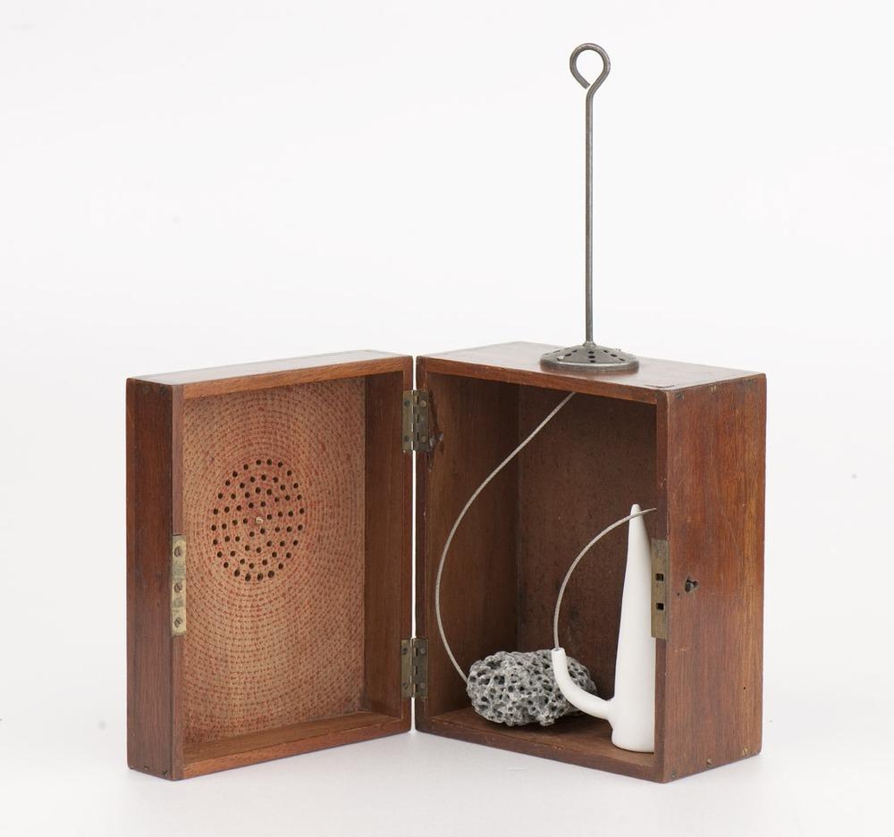Rilke Hymn Box 5 (Open)