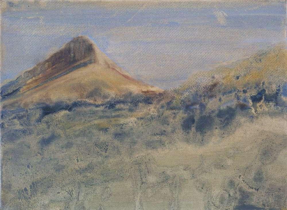 Conor Galalgher Artist. Ridge Benbulben