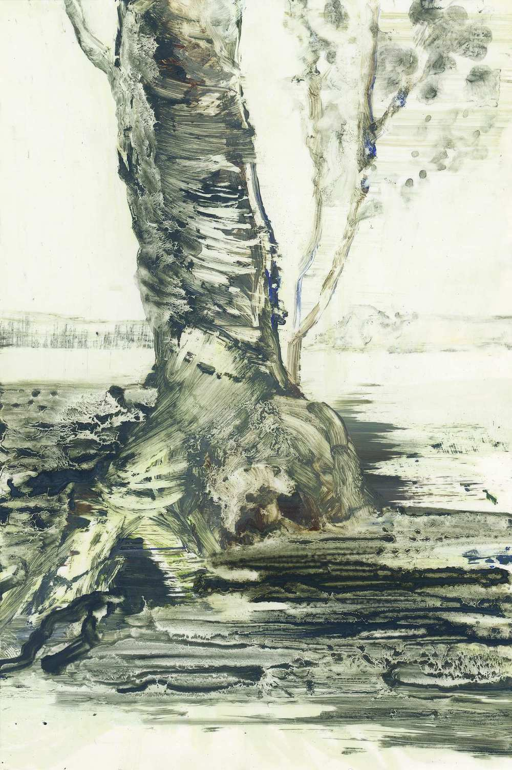 Conor Galalgher Artist. Tree Study II