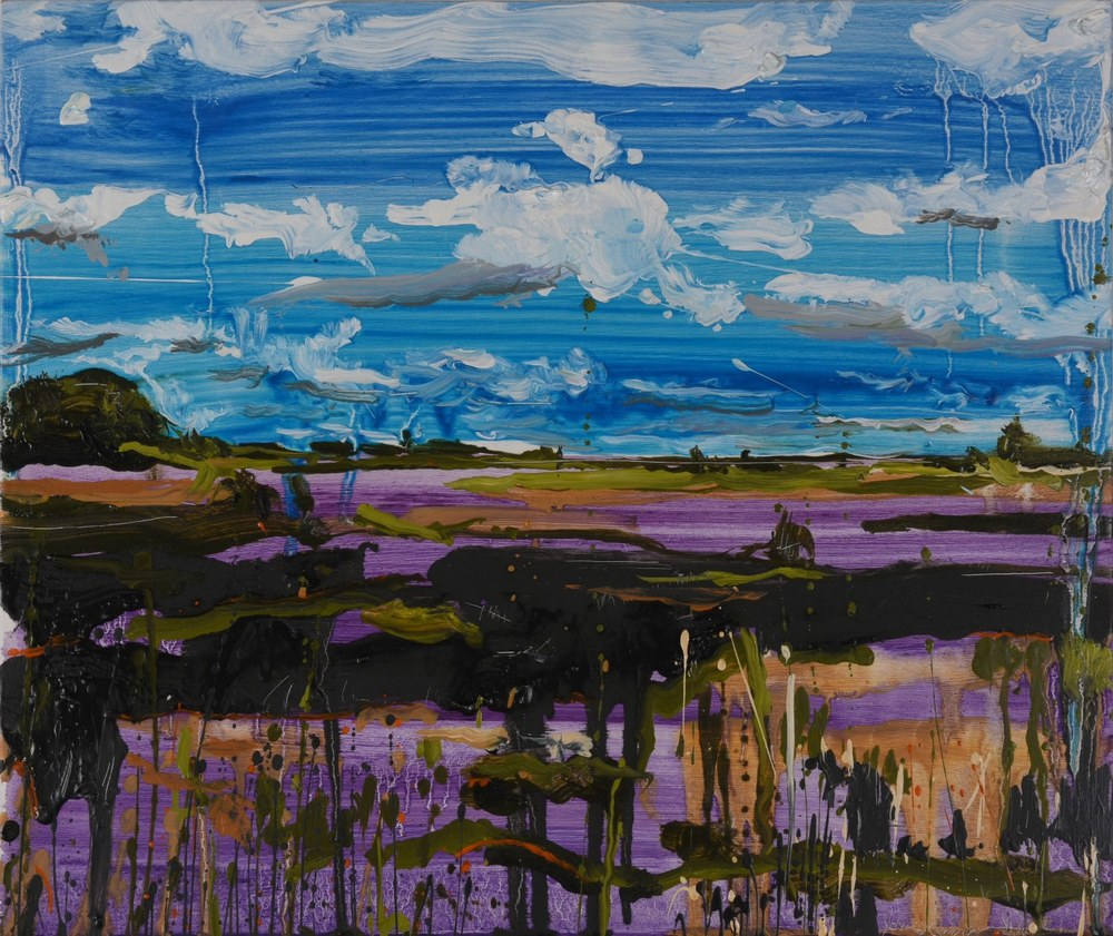 The Boggadh Bog. John O'Connor Artist