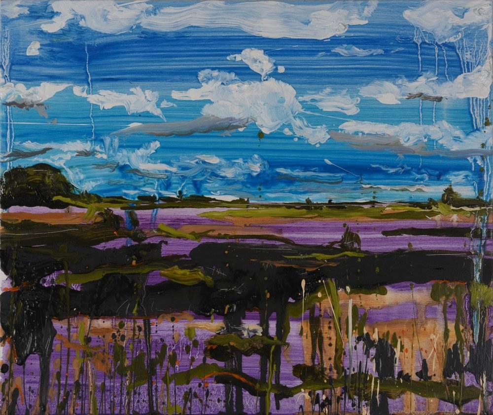 The Boggadh Bog. John O'Connor Artist