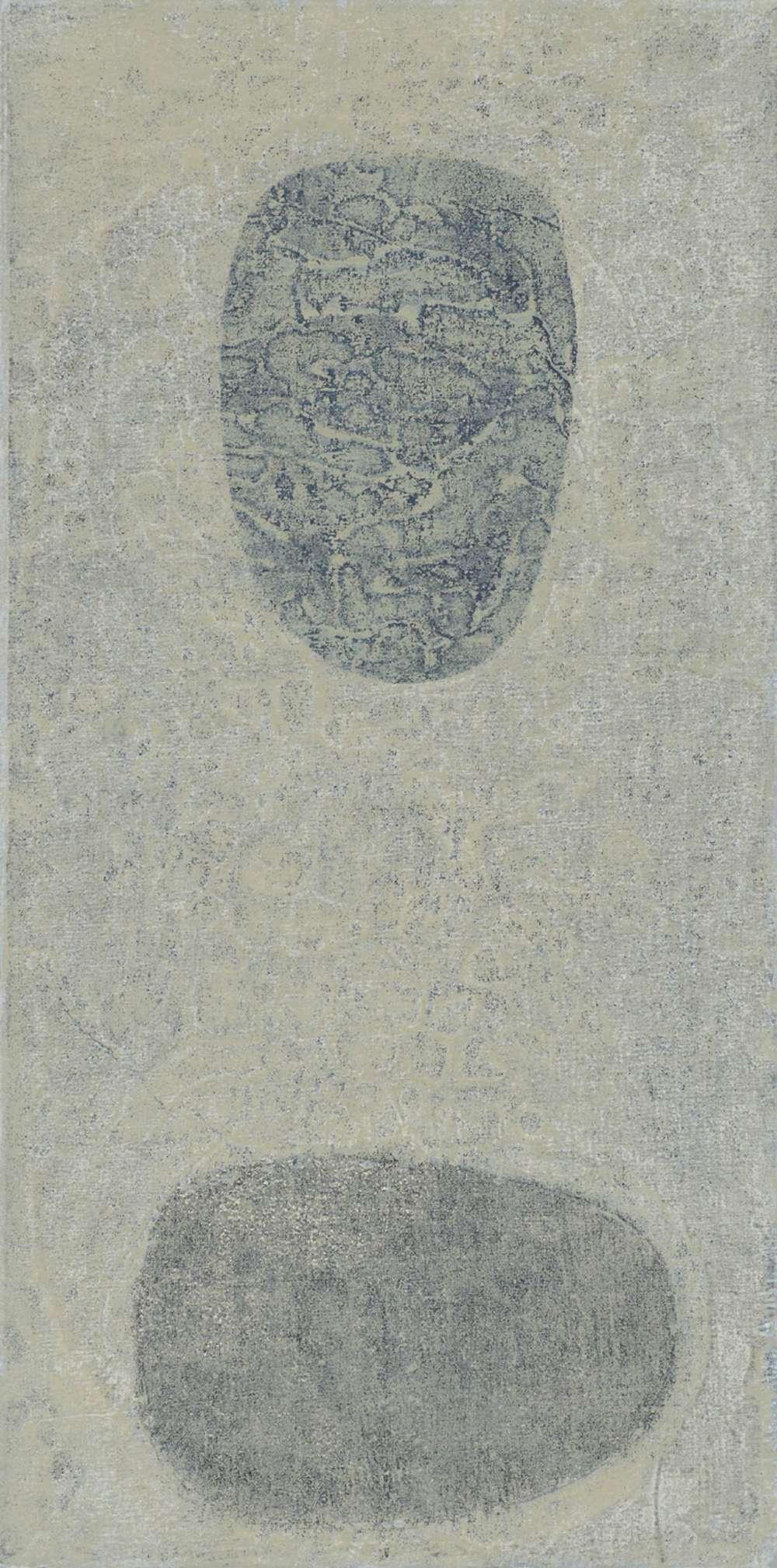 Shades I (Monoprint)