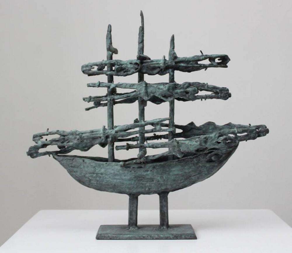 E Famine Ship